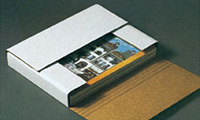 Fold-Up Corrugated Mailers