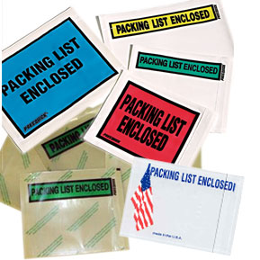 Pres-Quick® Packing List Envelopes
