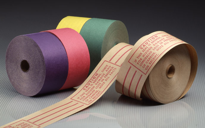 Specialty Reinforced Gummed Tapes