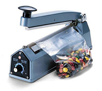 Adjustable Poly Bag Impulse Heat Sealer