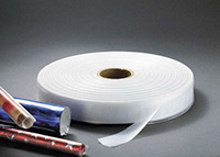 clear poly tubing roll 4 mil