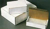 Crush Resistant Corrugated Mailers