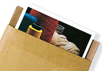 Jiffy Rigi™ Fiberboard Mailers - Self Sealing