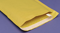 Jiffy® Kraft Bubble Cushioned Mailers