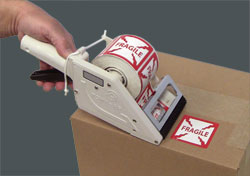 Pistol-Grip Label Applicator