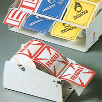 Label Dispensers and Applicator