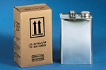 F-Style can for Air Approved Hazardous Material Combination Packaging (ZFCAN)