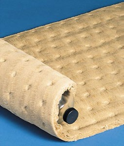 "REGULAR Versapak Cellulose Wadding - 12"" x 150', 1/2"" thick, 12"" perforation, 6"" vertical zip (ZK66 )"