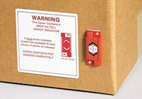 Drop N Tell  Package Handling Warning Label (ZDNT5)