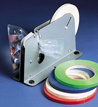 "Clear Bag Sealing Tape 3/8"" x 180 yds (Z111C)"